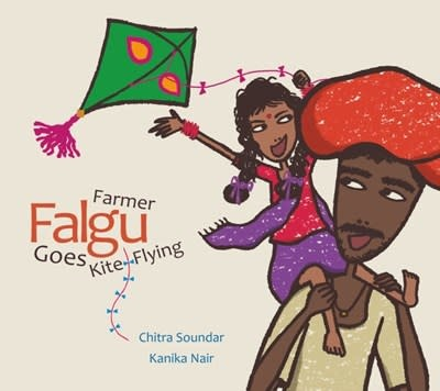 Karadi Tales Picturebooks Farmer Falgu Goes Kite Flying