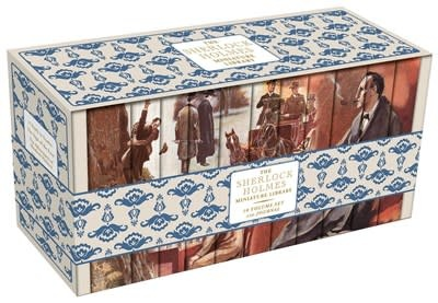 Canterbury Classics Sherlock Holmes Miniature Library