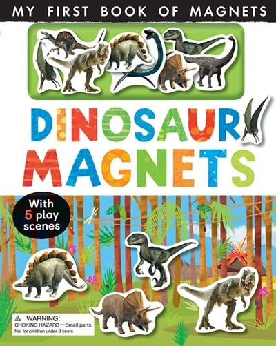 Tiger Tales Dinosaur Magnets