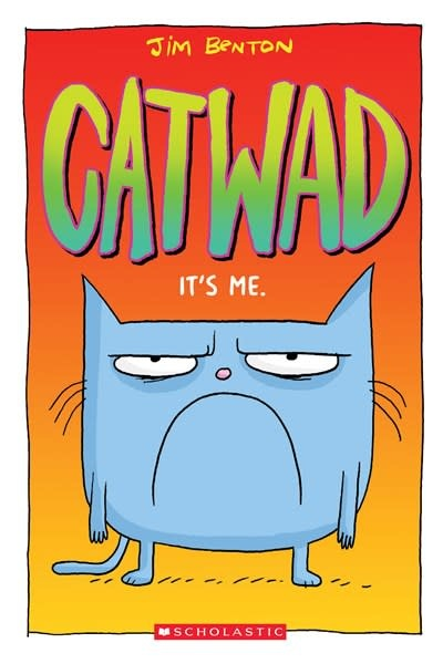 Graphix It's Me. (Catwad #1)