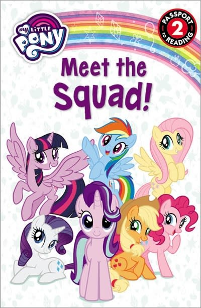 LB Kids My Little Pony: Meet the Squad!