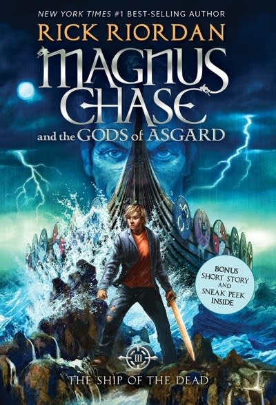 Disney-Hyperion Magnus Chase 03 The Ship of the Dead