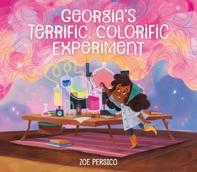 Running Press Kids Georgia's Terrific, Colorific Experiment