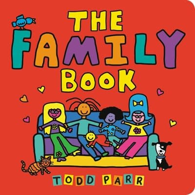 LB Kids The Family Book