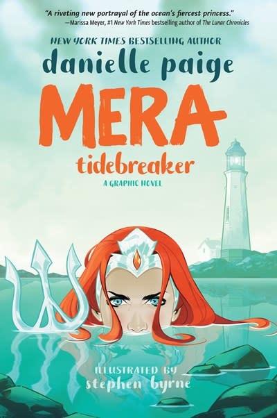DC Ink Mera: Tidebreaker