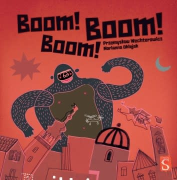 Scribblers Boom! Boom! Boom!
