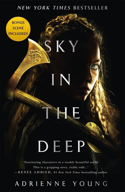 Wednesday Books Sky in the Deep