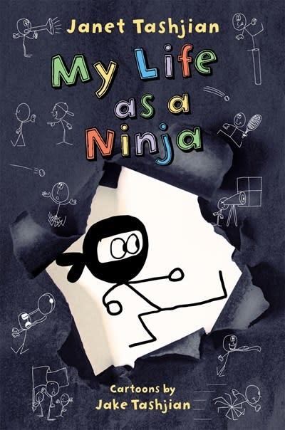 Square Fish My Life as a Ninja