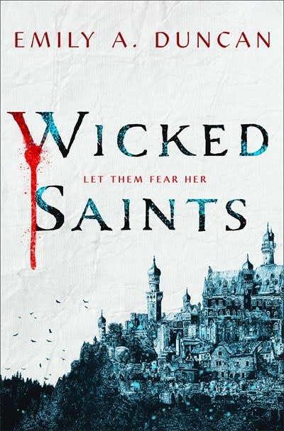Wednesday Books Wicked Saints