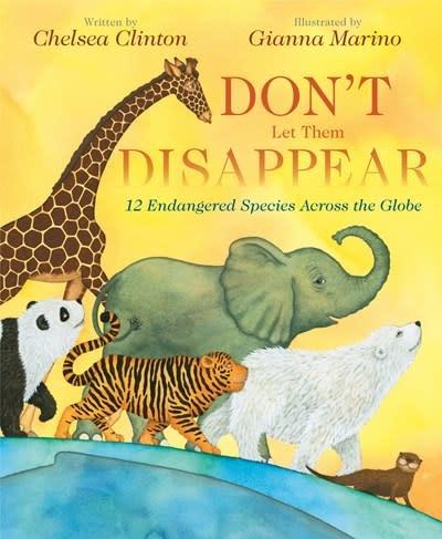 Philomel Books Don't Let Them Disappear