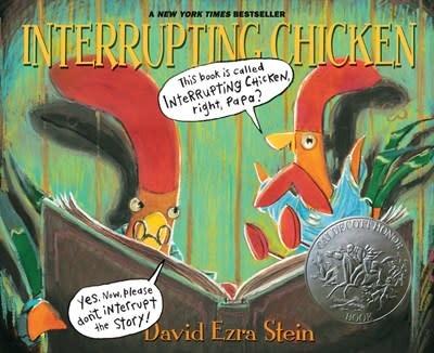 Candlewick Interrupting Chicken