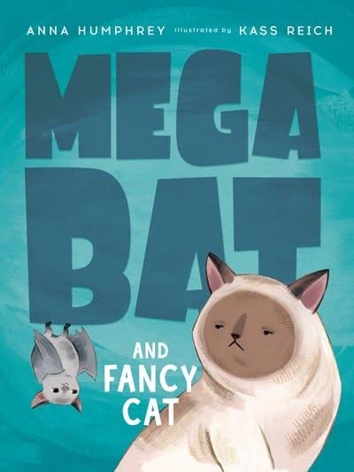 Tundra Books Megabat and Fancy Cat