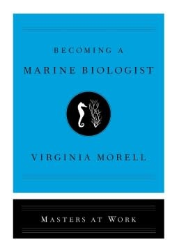 Simon & Schuster Becoming a Marine Biologist