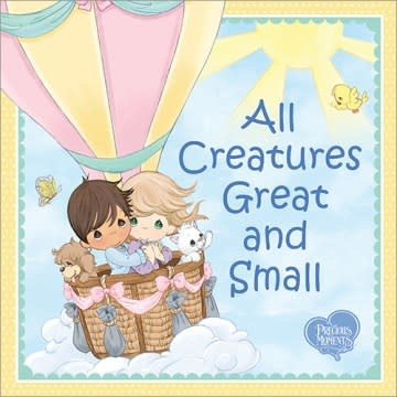 Sourcebooks Jabberwocky All Creatures Great and Small