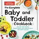Sourcebooks Jabberwocky The Complete Baby and Toddler Cookbook