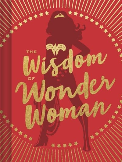 Chronicle Books The Wisdom of Wonder Woman