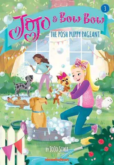 Amulet Paperbacks JoJo and BowBow 03 The Posh Puppy Pageant