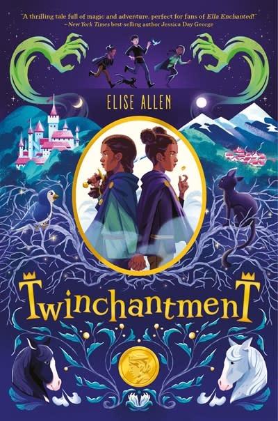 Disney-Hyperion Twinchantment 01