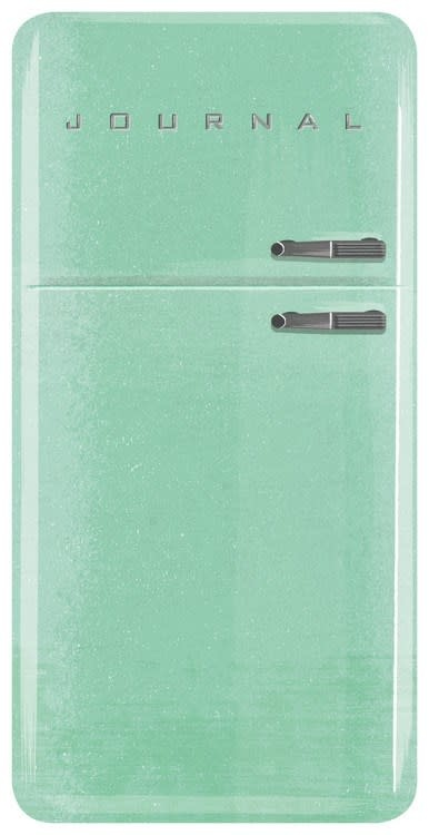 RP Studio Vintage Refrigerator Journal