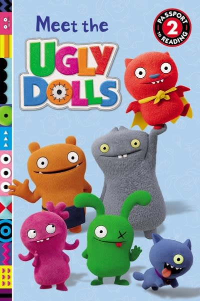LB Kids UglyDolls: Leveled Reader