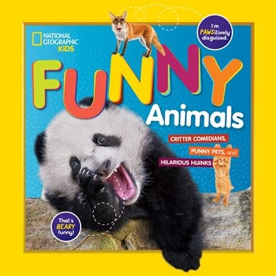National Geographic Children's Books National Geographic Kids: Funny Animals
