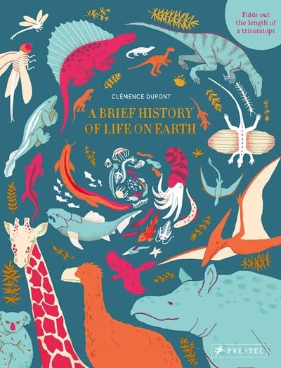 Prestel Junior A Brief History of Life on Earth