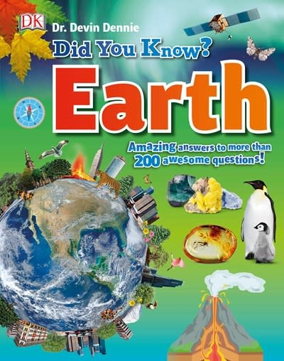 DK Children Did You Know? Earth