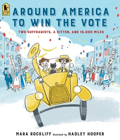 Candlewick Around America to Win the Vote