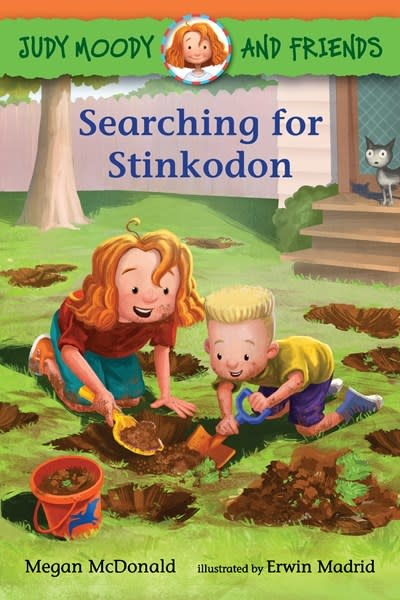 Candlewick Judy Moody and Friends: Searching for Stinkodon