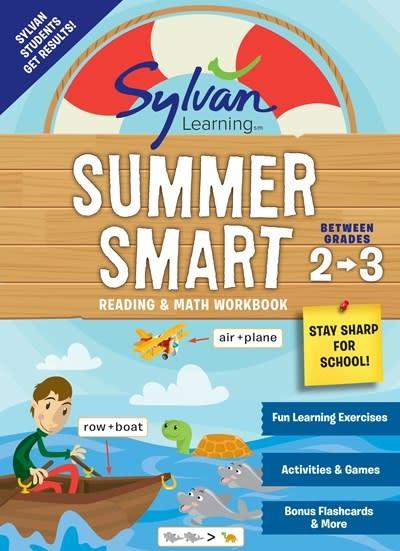 Sylvan Learning Publishing Sylvan Summer Smart Workbook: Between Grades 2 & 3