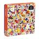 Galison Infinite Bloom (500 Piece Puzzle)