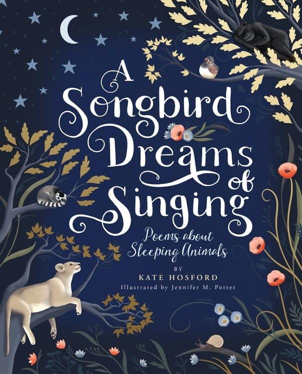 Running Press Kids A Songbird Dreams of Singing