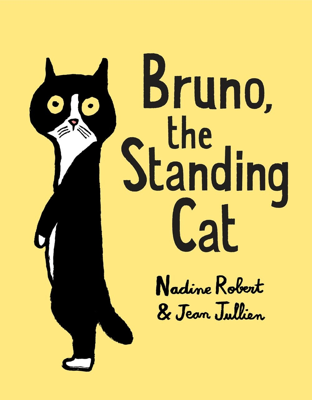 Random House Books for Young Readers Bruno, the Standing Cat