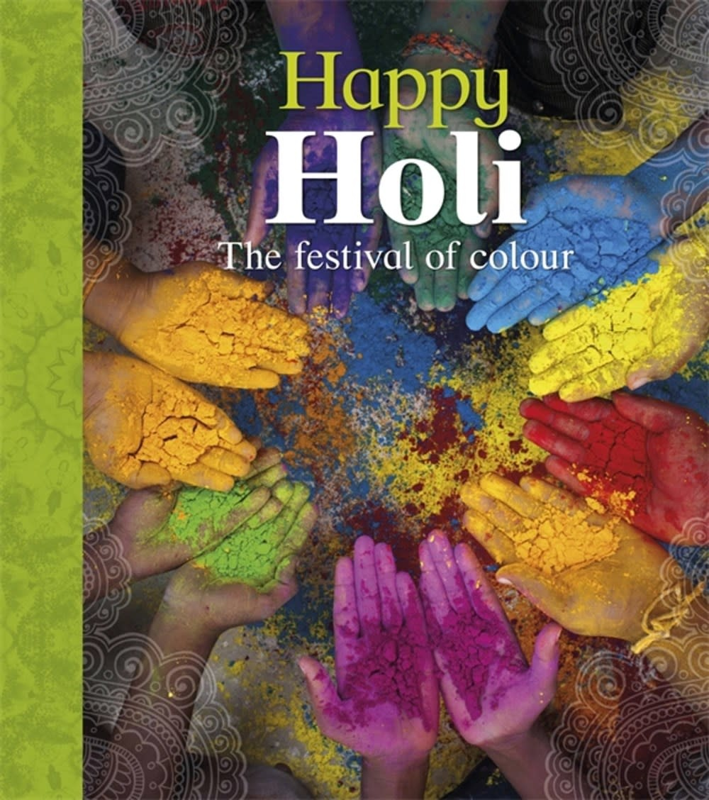 Wayland Let's Celebrate: Happy Holi