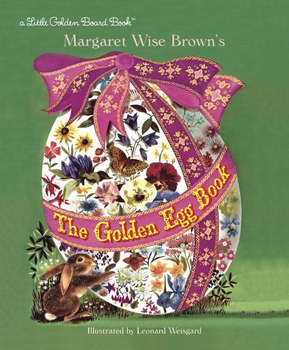 Golden Books The Golden Egg Book (Board Book)