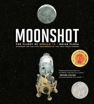 Atheneum/Richard Jackson Books Moonshot
