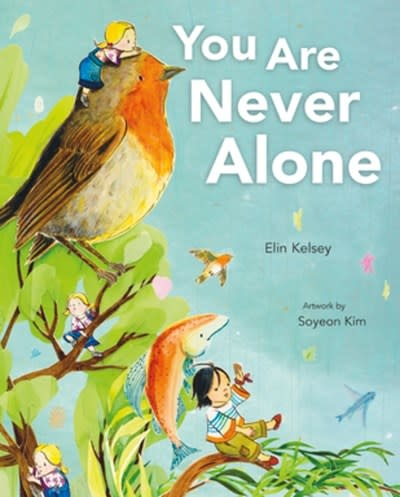 Owlkids You Are Never Alone