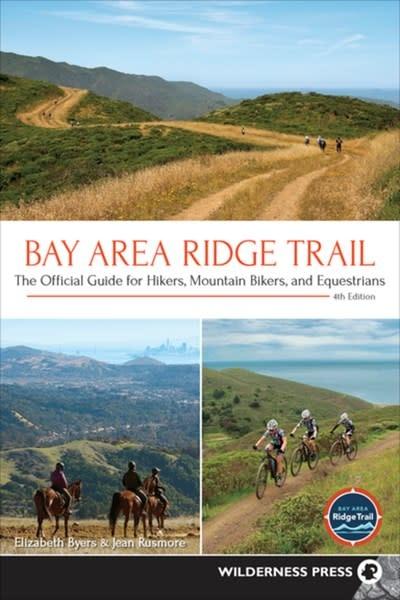 Wilderness Press Bay Area Ridge Trail