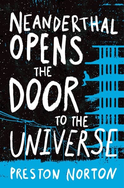 Disney-Hyperion Neanderthal Opens the Door to the Universe