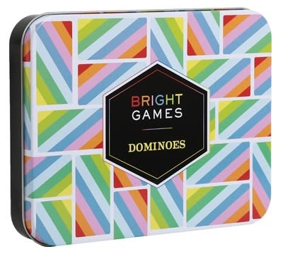 Chronicle Books Bright Games Dominoes