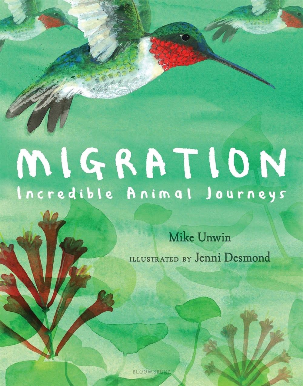 Bloomsbury Children's Books Migration: Incredible Animal Journeys