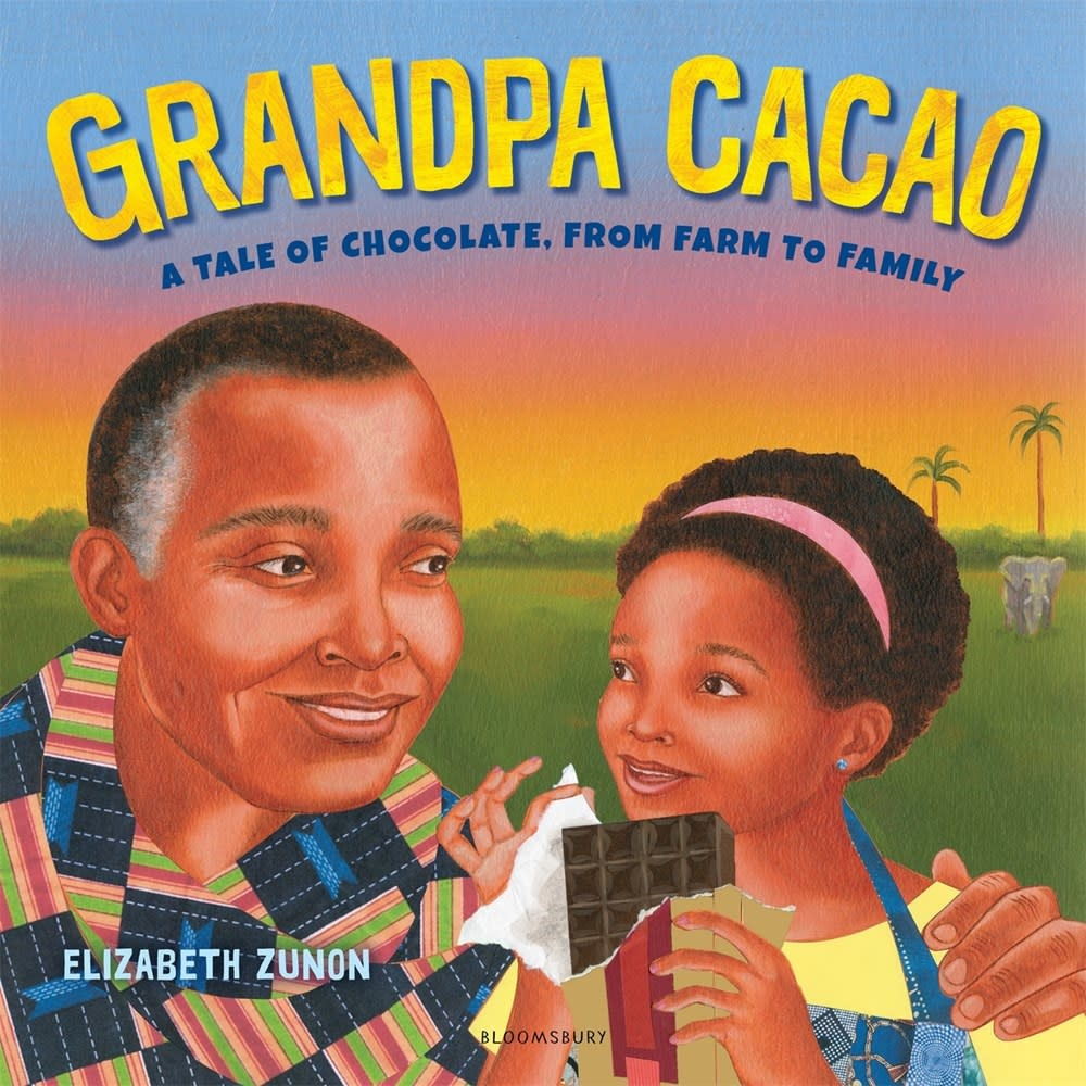 Bloomsbury Children's Books Grandpa Cacao: A Tale of Chocolate, From Farm to Family