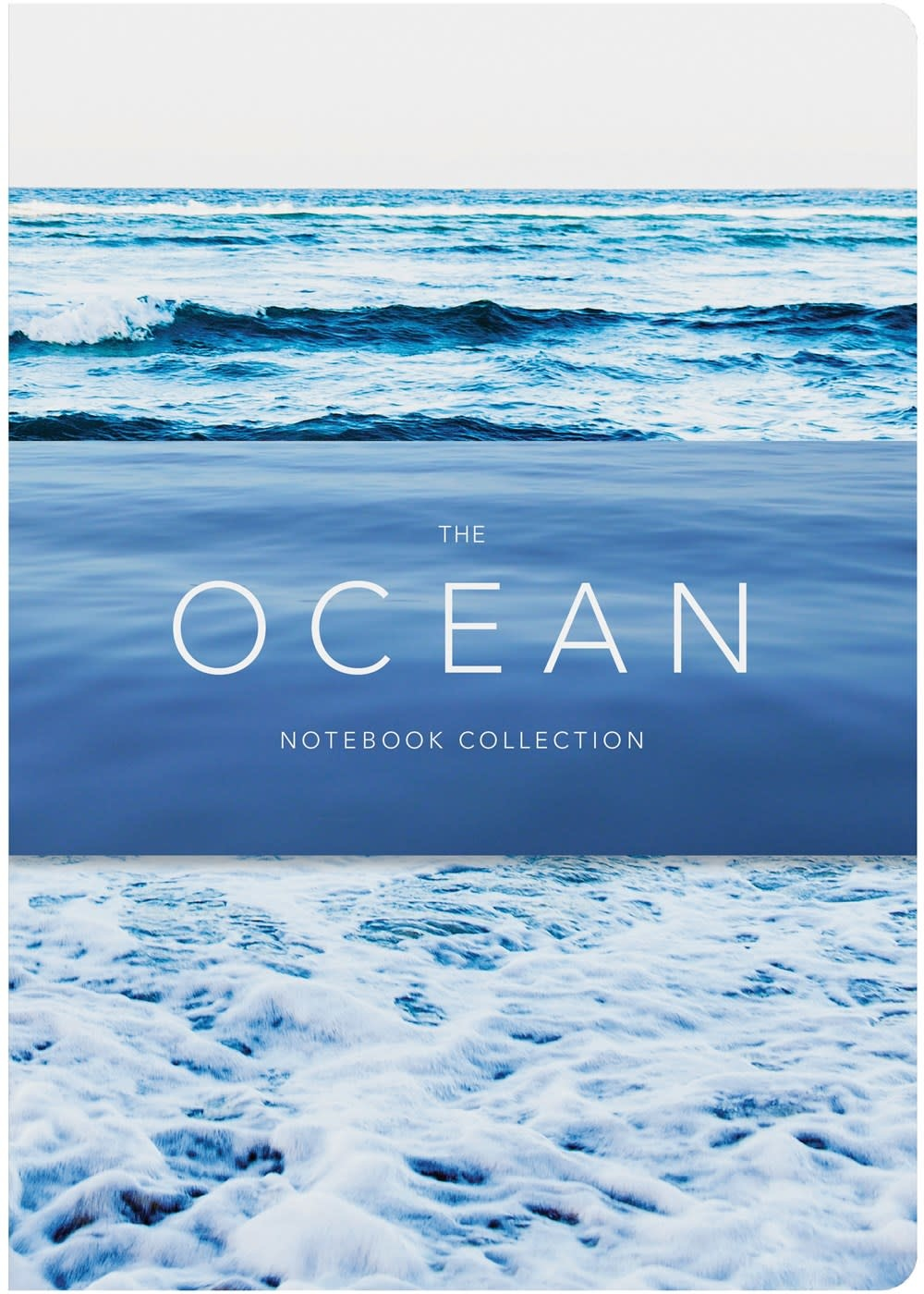 Chronicle Books The Ocean Notebook Collection