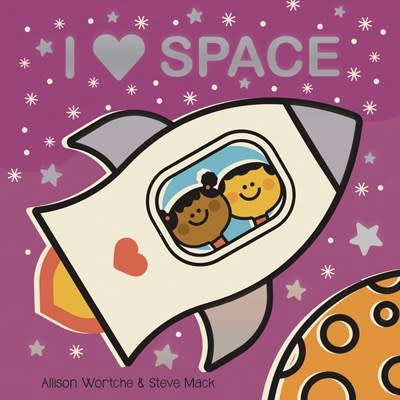 HMH Books for Young Readers I Love Space