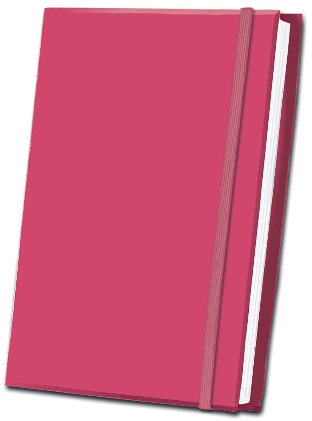 Thunder Bay Press Pink Fabric Journal
