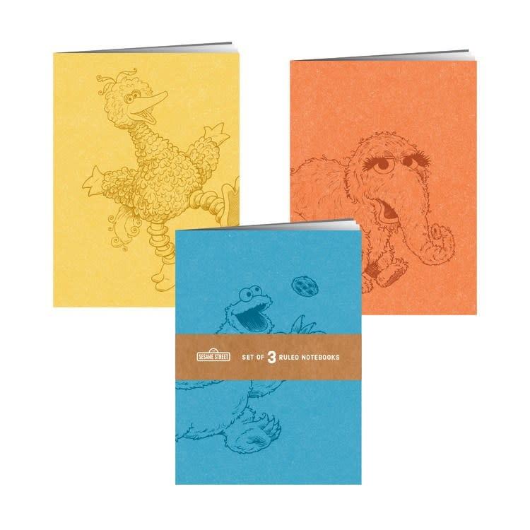 RP Studio Sesame Street Notebooks
