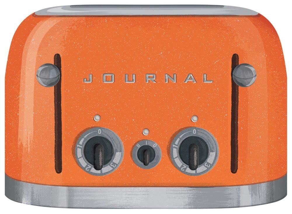 RP Studio Vintage Toaster Journal