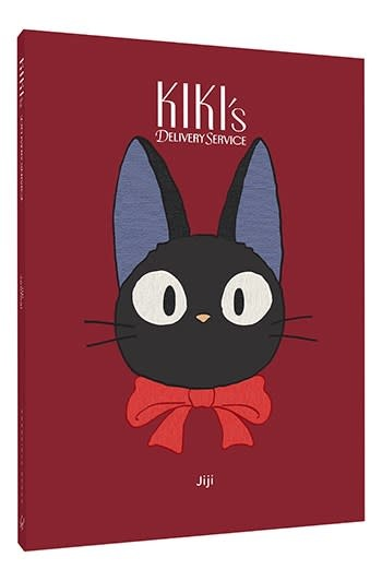 Chronicle Books Kiki's Delivery Service: Jiji Plush Journal