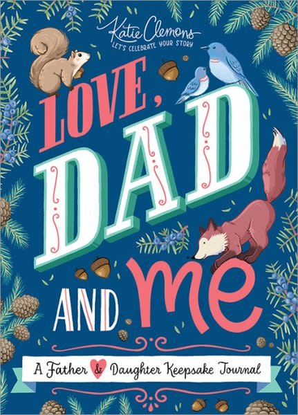 Sourcebooks Jabberwocky Love, Dad and Me