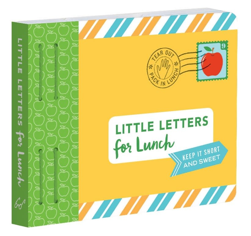 Chronicle Books Little Letters for Lunch: Keep It Short and Sweet